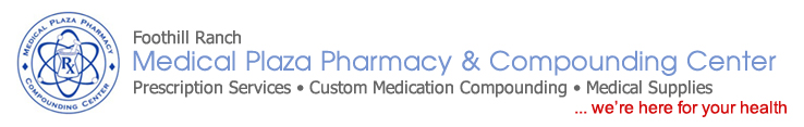 Medical Plaza Pharmacy & Compounding Center